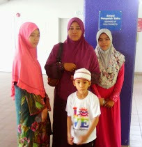 Siti  & Anak2 Tersayang