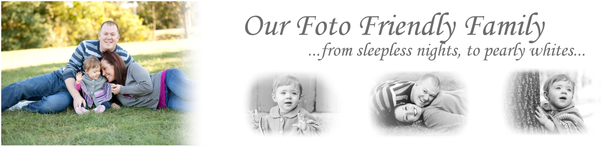 Our Foto Friendly Family