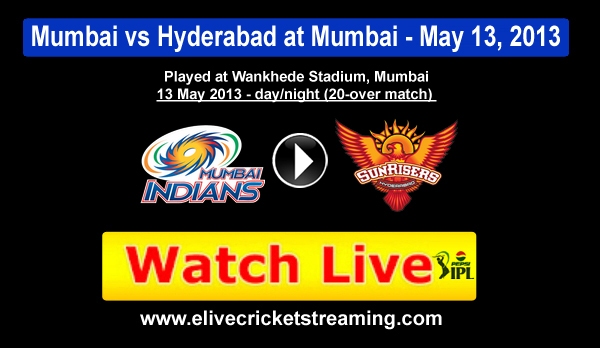 Set max live streaming | Sony Set max IPL live streaming 2013