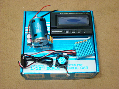 Leader Shop Hobies: SPEED CONTROLLER - ESC & motor Combo for Car