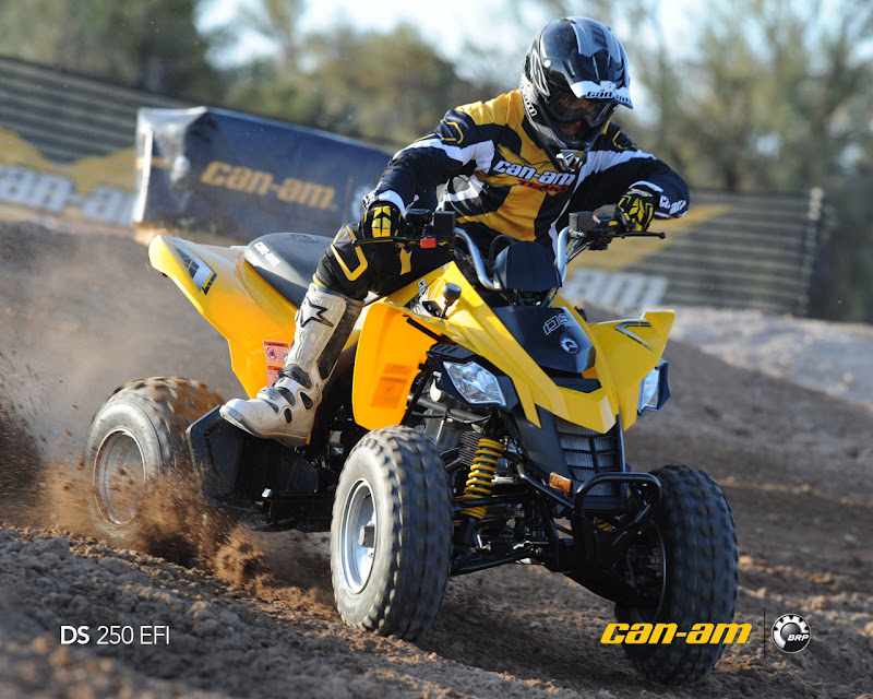 2011 Can-Am DS 90 youth ATV