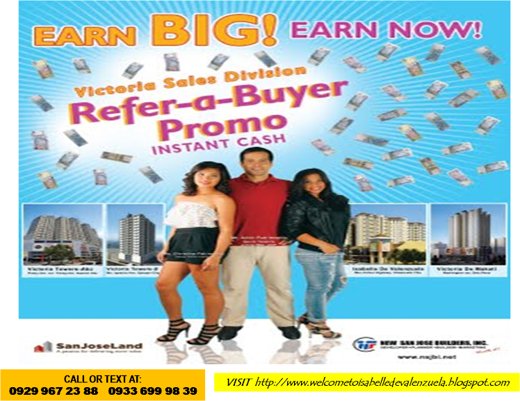 REFER A BUYER PROGRAM...
