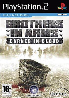 Brothers in Arms: Earned in Blood (PS2) 2005