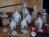Cinnamon Bun Candles