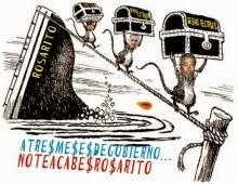 NO TE ACABE$$ ROSARITO!!!