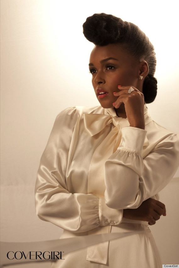 Janelle Monae Is The Newest CoverGirl!