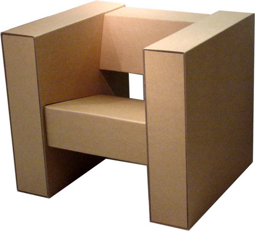 how to assemble a cardboard chair In school for the last five or six years, i made a handful of cardboard chairs for various studio projects, design competitions, and to furnish my apartment here.