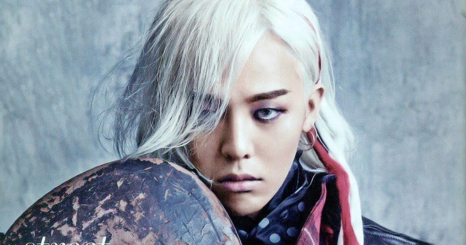 Oddness/Weirdness: Full Scans + Interview From G-Dragon's Incredible ...