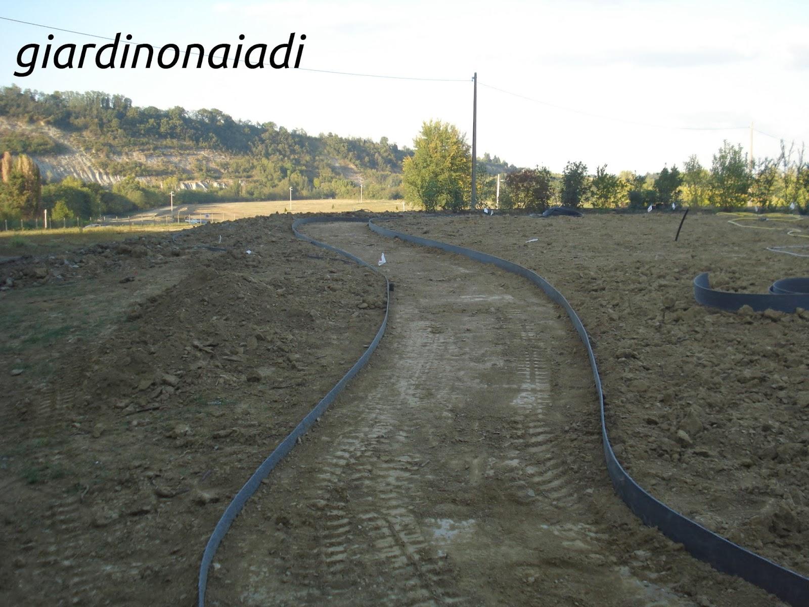 Come Costruire Un Giardino Di Ghiaia : Il giardino delle naiadi: gennaio 2014
