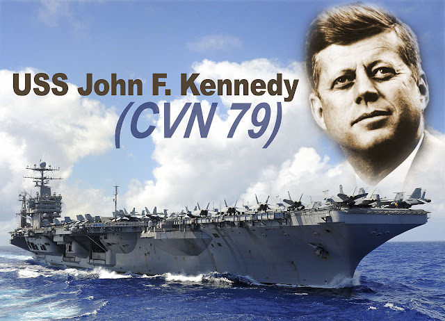 USS John F. Kennedy (CVN 79)