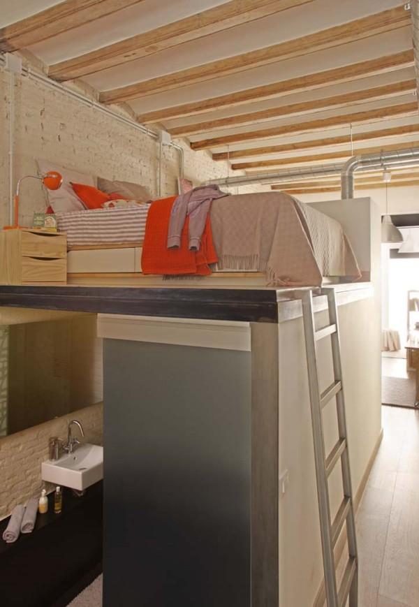 Image Result For Loft Cama Para