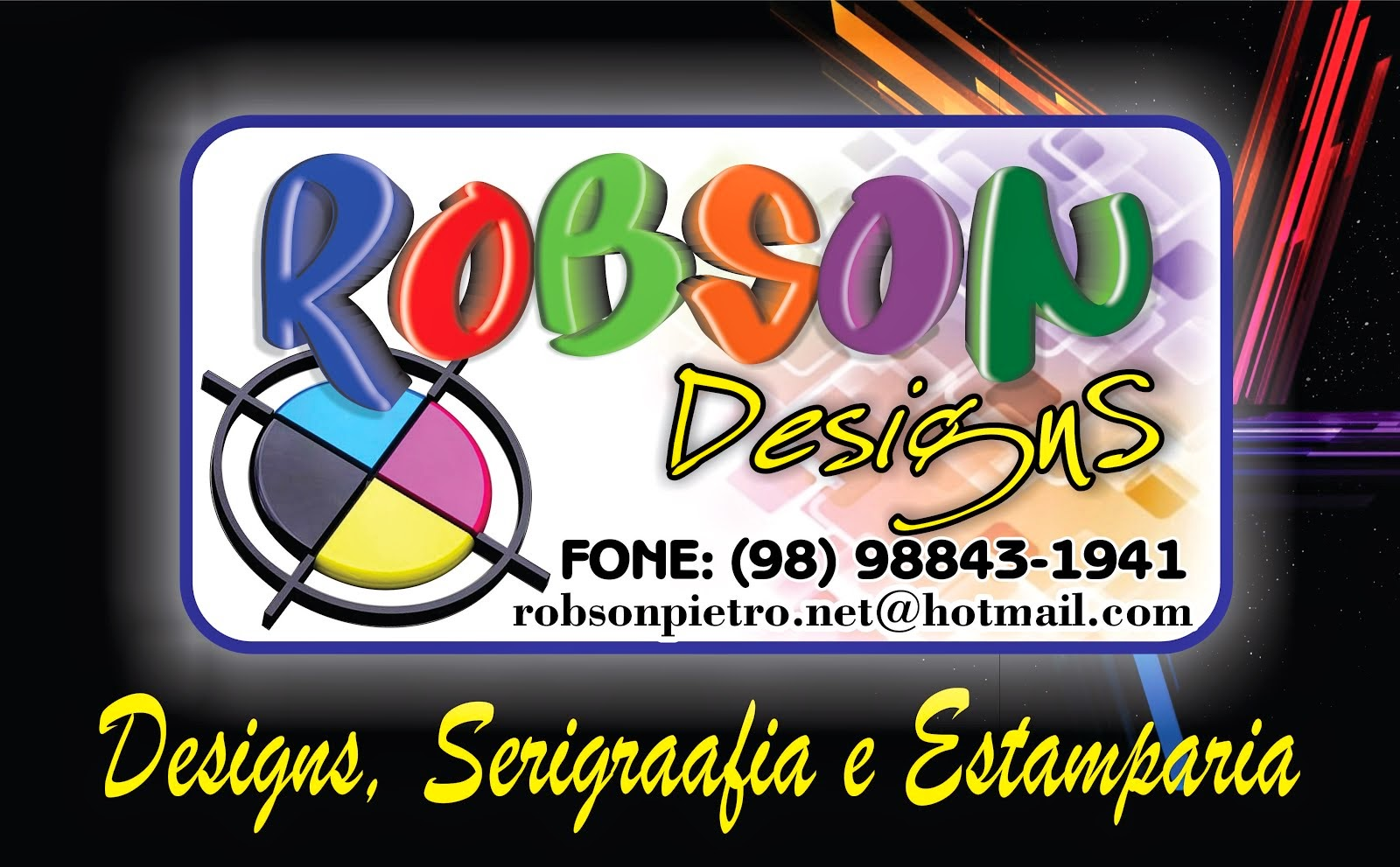 ROBSON DESIGNS!!!