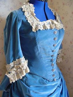 Costume Coralie