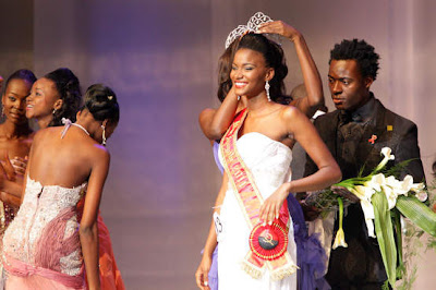 Miss Angola Leila Lopes pictures Miss Universe 2011
