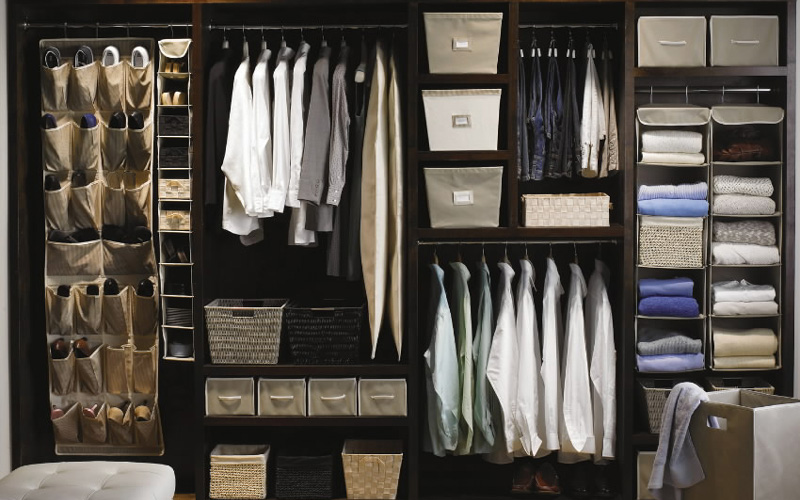 How To Create A Multifunctional Bedroom Closet Beauty Zone