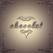*chocolat*