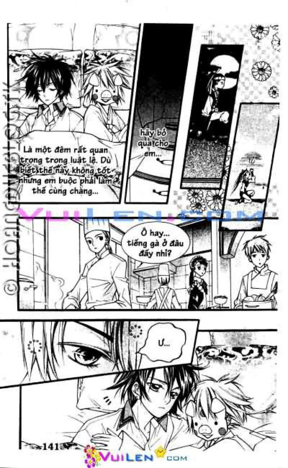 Cô dâu Heo - Pig Bride Chapter 1 - Trang 139