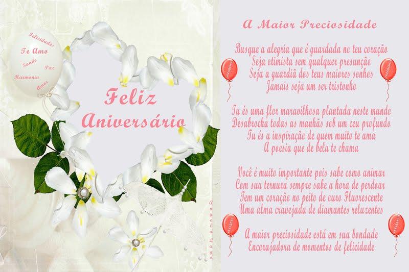 Feliz Aniversário Minha Irmã Mensagens De Aniversário Luso Poemas