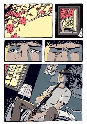 """Detalles del cómic """"Grima"""" de John Arcudi y Jonathan Case"""