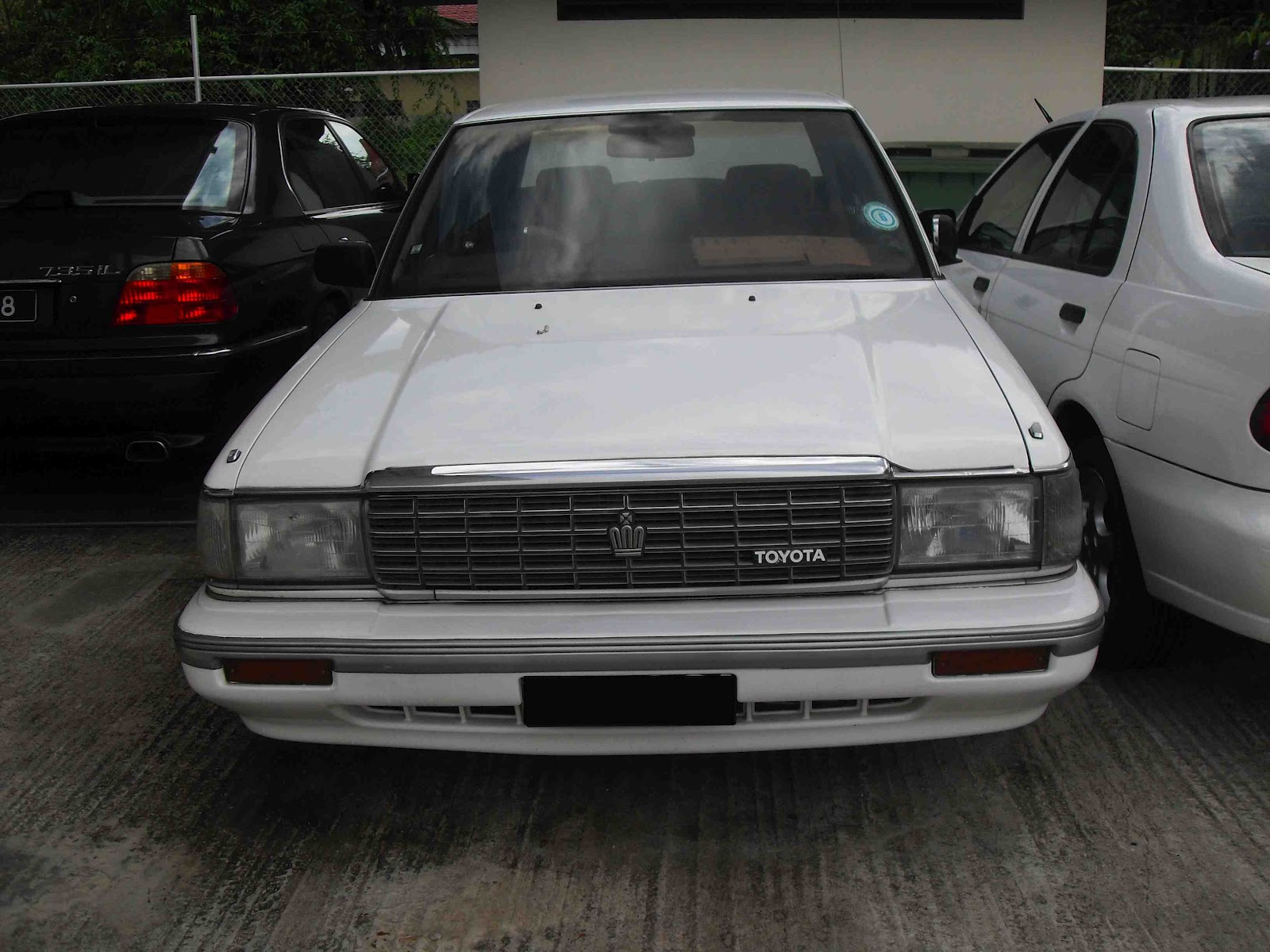 Toyota Crown 89   BRIANs CAR FOR SALE