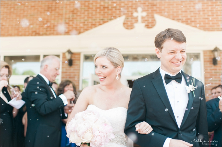 Hamptons Vineyard Wedding Photography