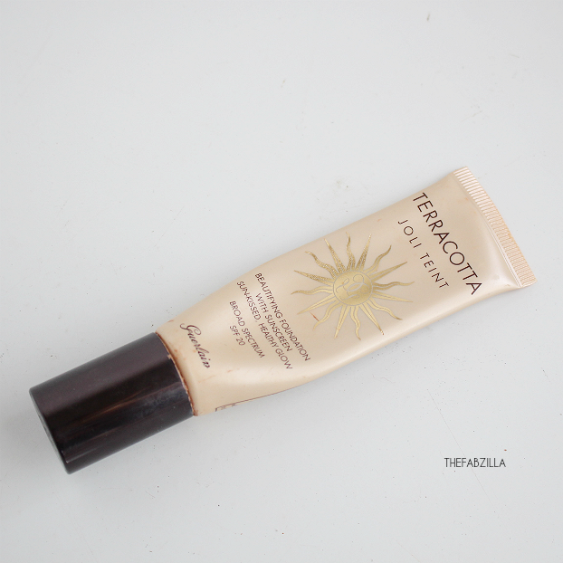 Guerlain Terracota Joli Teint foundation
