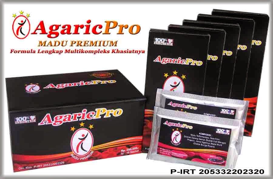 Agen Herbal AgaricPro PondokGede Bekasi