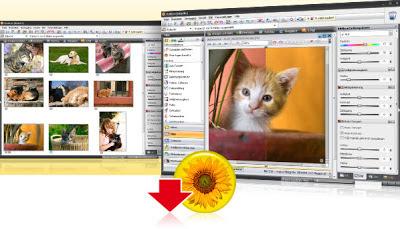 برنامج تعديل الصور StudioLine Photo Basic 3 الكتابة على الصور