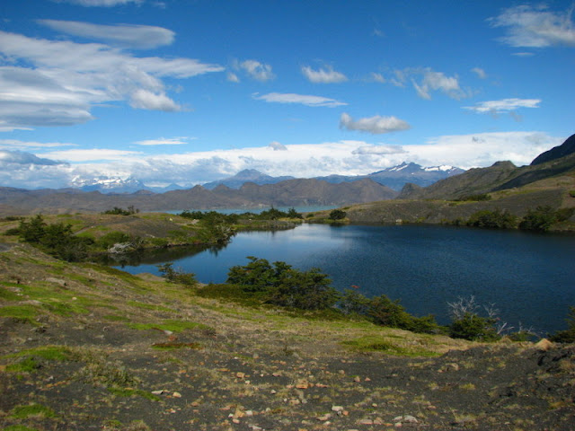 hike to los cuernos torres del paine