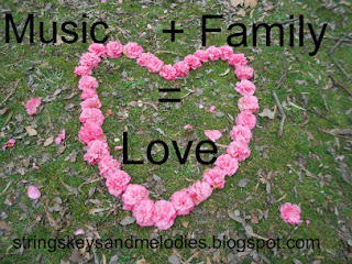 music, family, activites for the family, activities for children, parades, concerts, family music night, strings keys and melodies