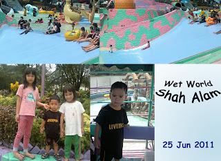 wet world shah alam