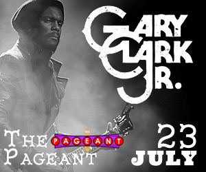 Gary Clark Jr. at The Pageant on July 23rd