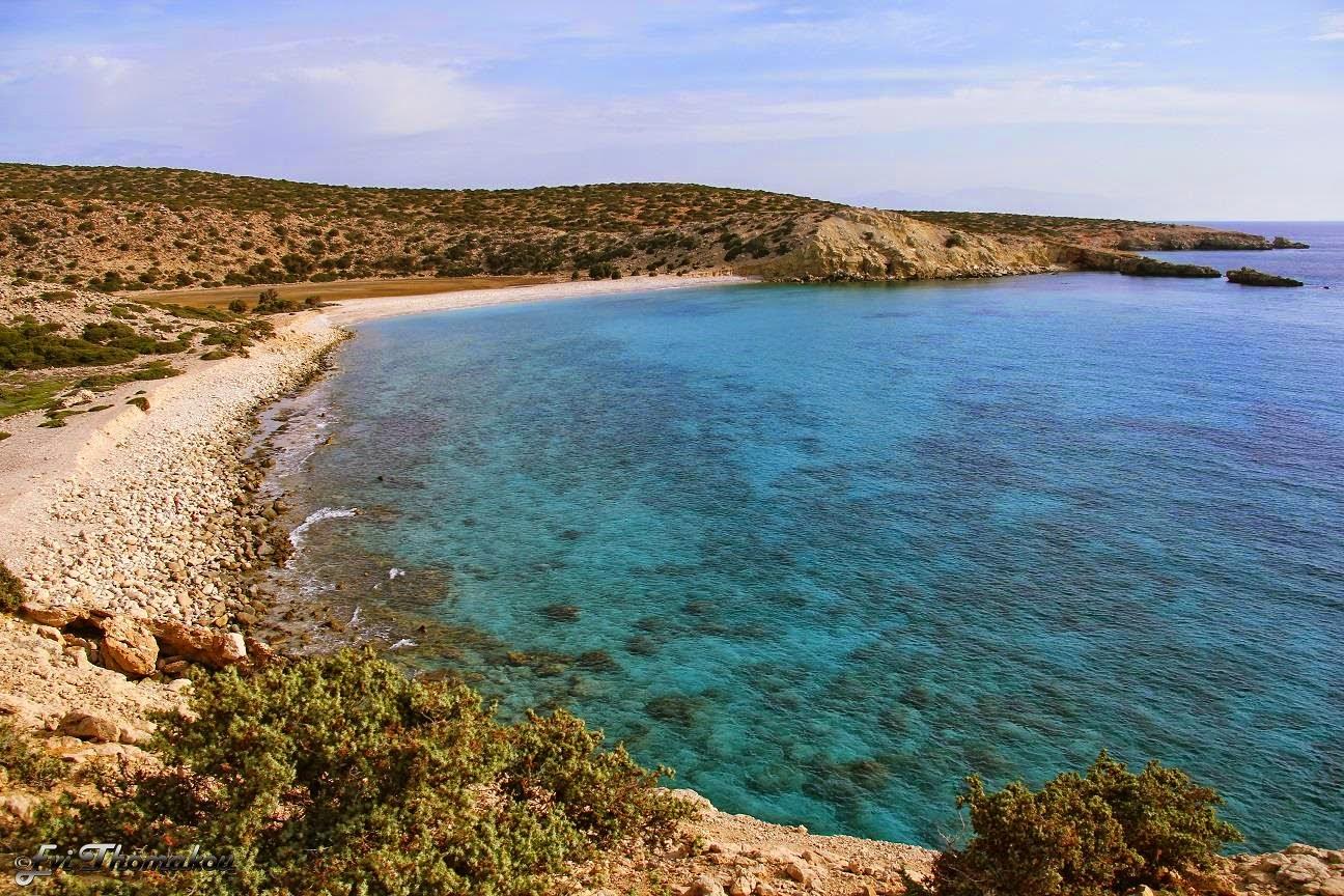 Aliki beach, Gavdos - Παραλία Αλυκή, Γαύδος