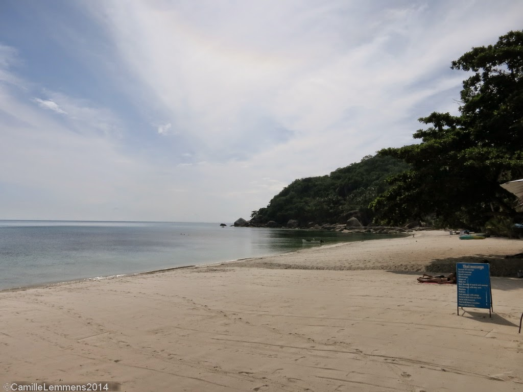 Silver beach, Lamai
