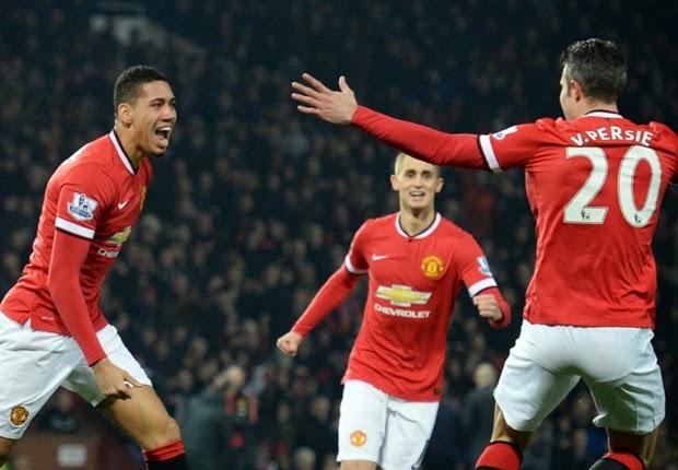 Liga Inggris : Manchester United 3-1 Burnley