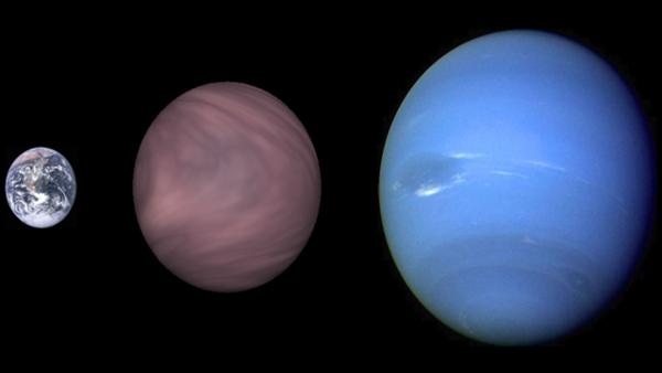 Planet Alien, GJ1214b