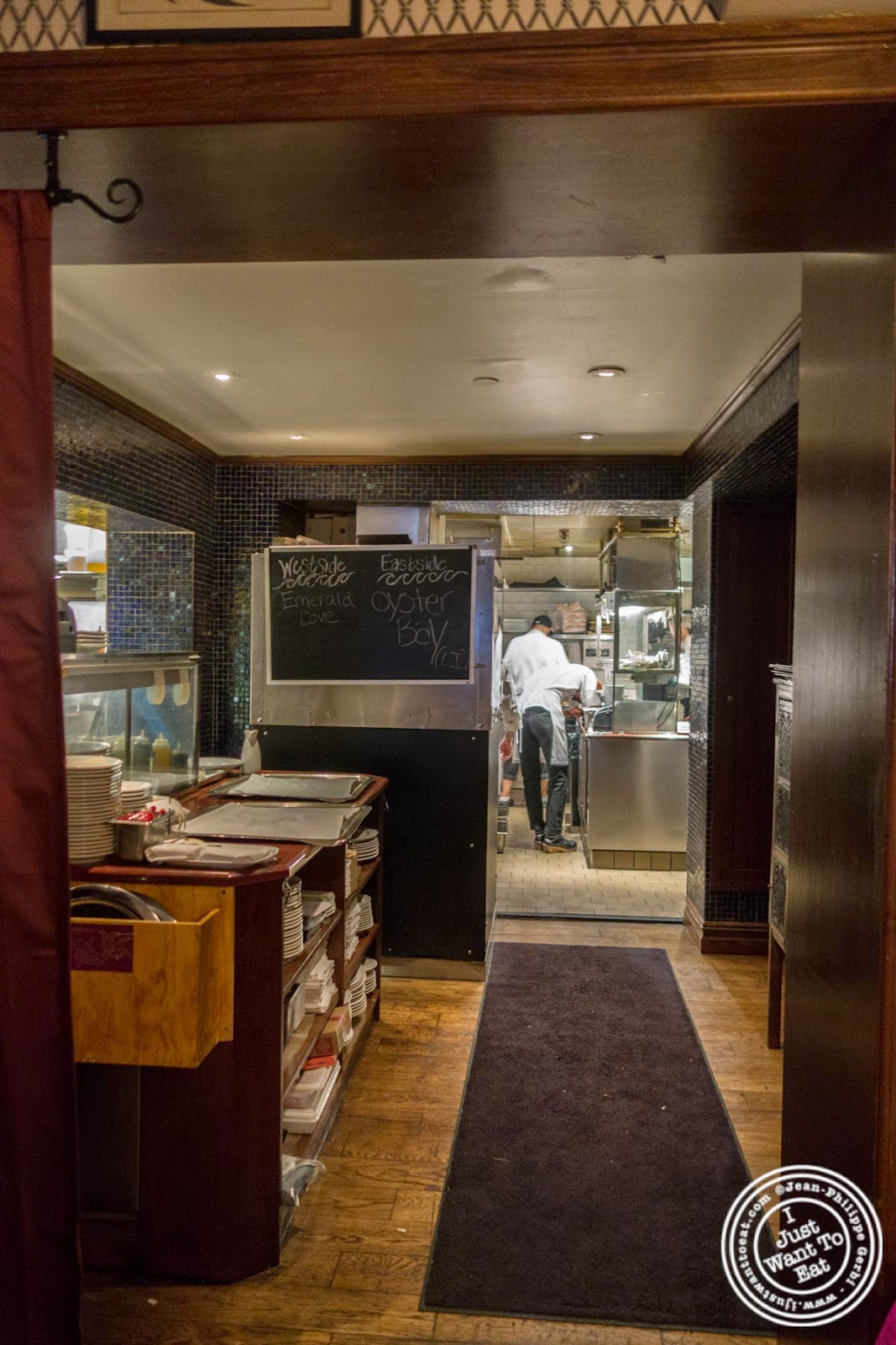 Image Of Kitchen At David Burkeu0027s Fishtail In NYC, ...