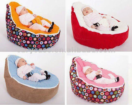 Baby Bean Bag Available. Ready Stock. Ready To Post.