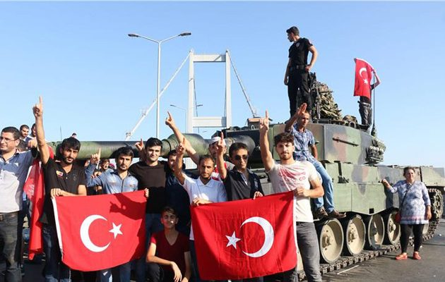Τούρκος εισαγγελέας ρίχνει ευθύνες σε FBI και CIA για το πραξικόπημα
