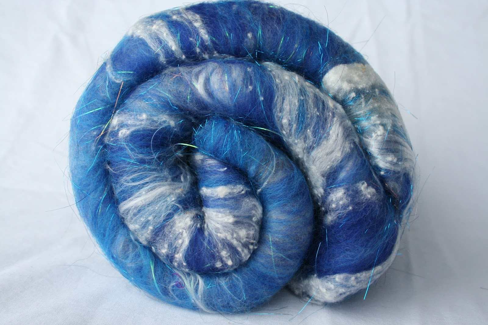 A Yarn Maker 39 S Journey From Handspun To Necklace New