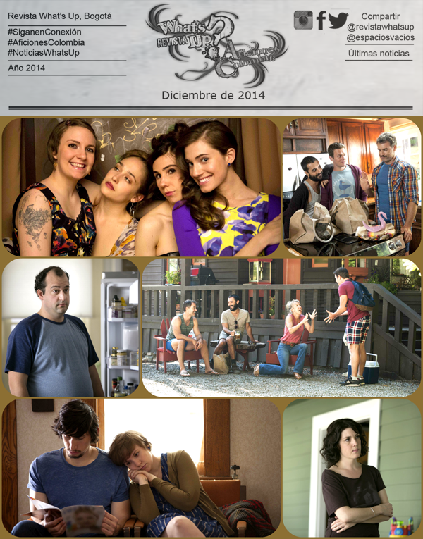 HBO-2015-ESTRENO-NUEVA-SERIE ORIGINAL-TOGETHERNESS-CUARTA-GIRLS-SEGUNDA-TEMPORADA-LOOKING