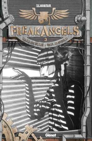 Freak Angels - Warren Ellis - Paul Duffield