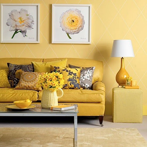 Interior Design Color Trends for 2013