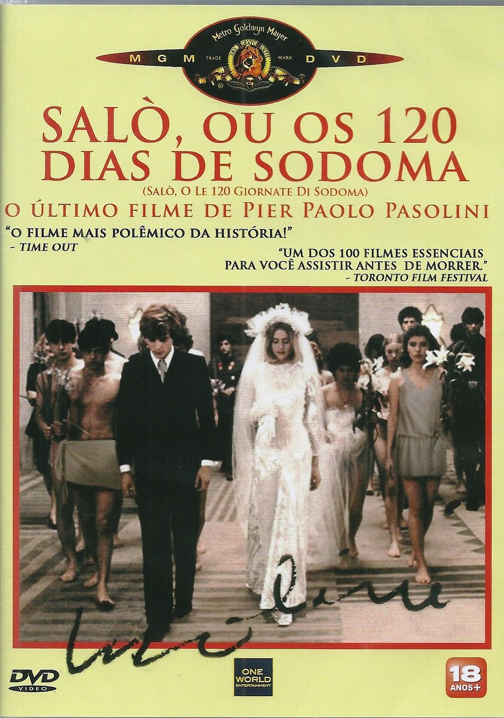 Baixar Filmes Download   Sal ou os 120 Dias de Sodoma (Legendado) Grtis