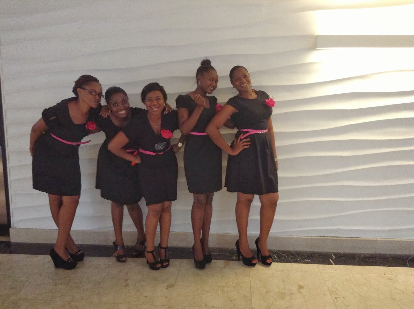 Perfect Ushers