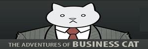 Gato Empresário