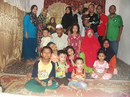 MALAM RAYA 2013 KELUARGA MOHD ZAKI & SALMAH