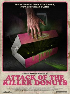 O Ataque dos Donuts Assassinos - Legendado