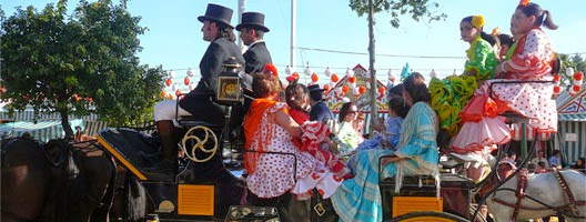 La Feria de Abril, pero en mayo - Planeta Viajero