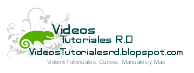 Logo VideosTutoriales R.D